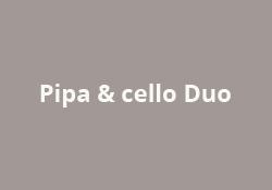 Pipa & cello Duo